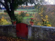 Rotes Gartentörchen kl