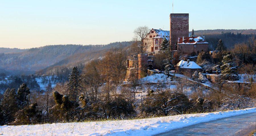 Burg Gamburg