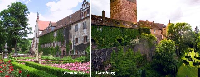 Bronnbach Gamburg neu neu neu schrift