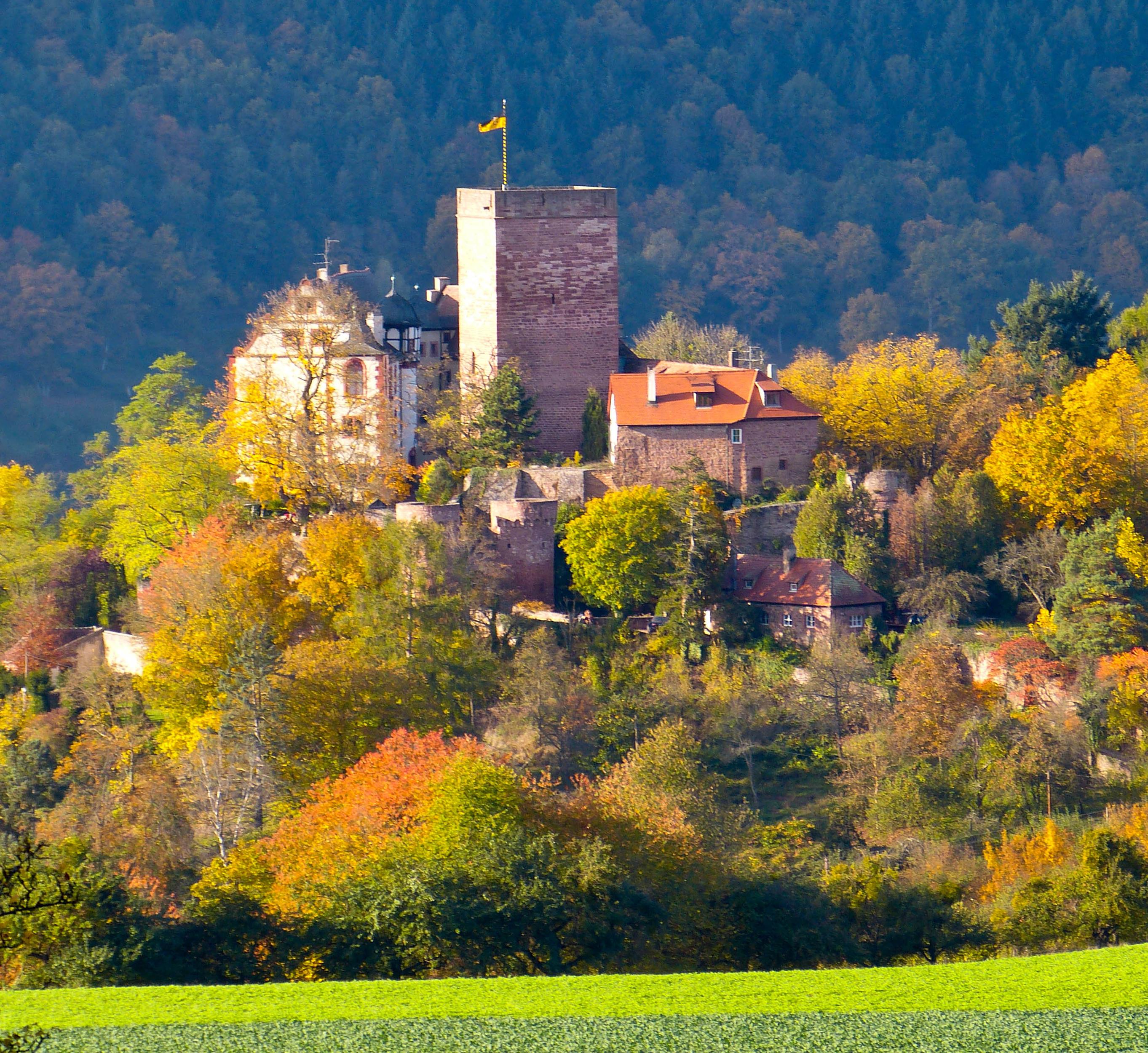 22 November 2019 Swr Sendung Expedition In Die Heimat Auf Der Gamburg Burg Burgpark Gamburg Ob Der Tauber Offizielle Seite
