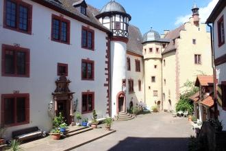 Burg Burgpark Gamburg